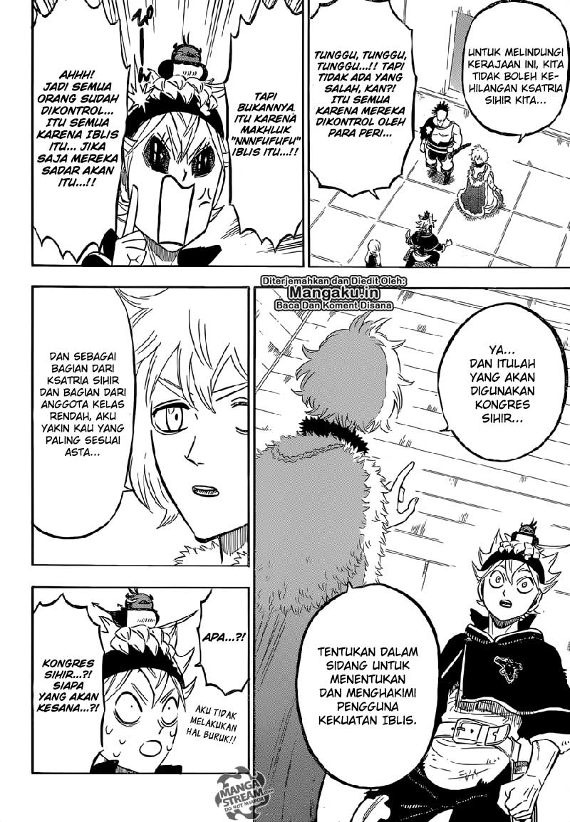 Black Clover: Chapter 216 - Page 9