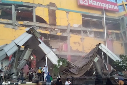 Terjadi 3 Kali, Ini Pusat Gempa Hari ini yang Mengguncang Sulawesi