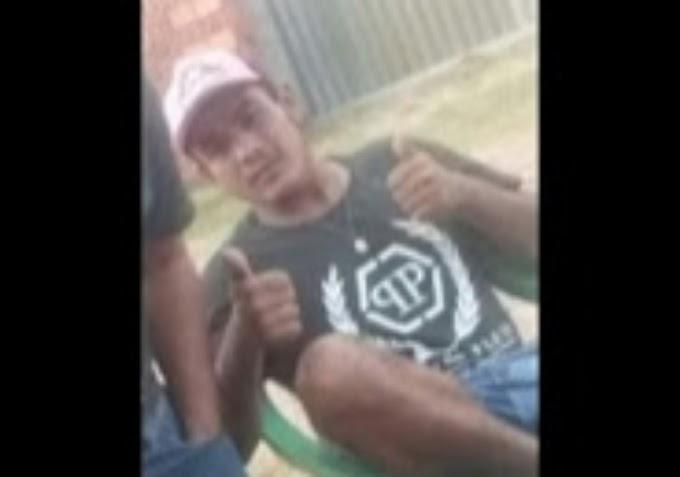 URGENTE | Jovem está desaparecido nas águas do Rio Parnaíba, em Magalhães de Almeida-MA