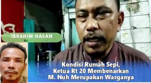 Kuli Bangunan Menang Lelang Motor Jokowi, Ketua RT Langsung Minta Maaf