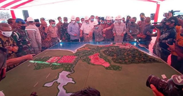 Pabrik Bauksit di Bintan akan Pekerjakan 1800 TKA China