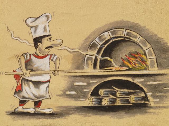 la pizza brusciata è nociva e cancerogena