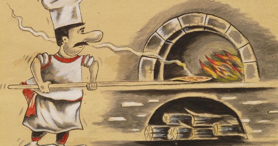 Pizza bruciata è un rischio per la salute (e voi le fotografate e ve le mangiate)