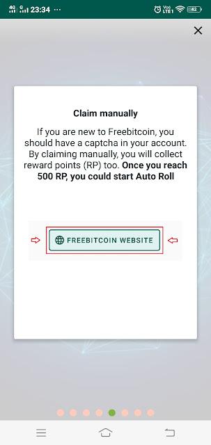 FreeBitcoin Auto Roll APK