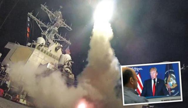 Γιατί ο Τραμπ χτύπησε τη Συρία!