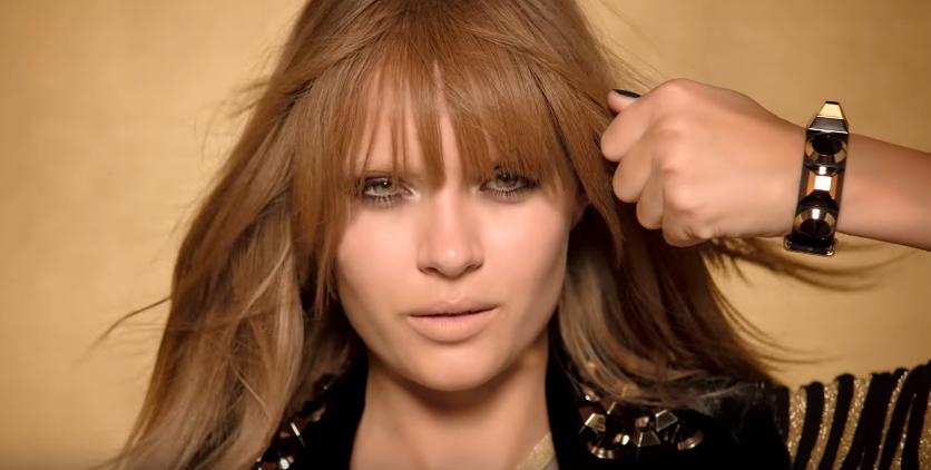 Canzone Fendi pubblicità  Gold Edition - Musica spot Dicembre 2016
