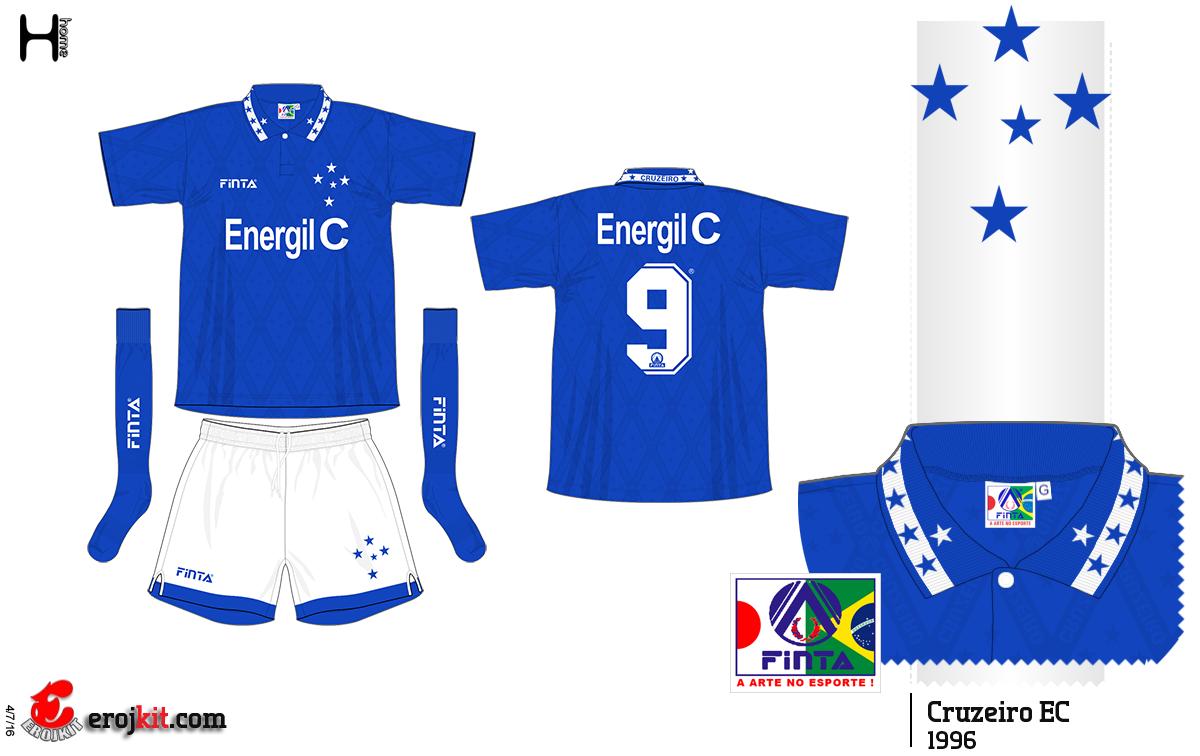 Camisa do Cruzeiro 26c36f6d99331