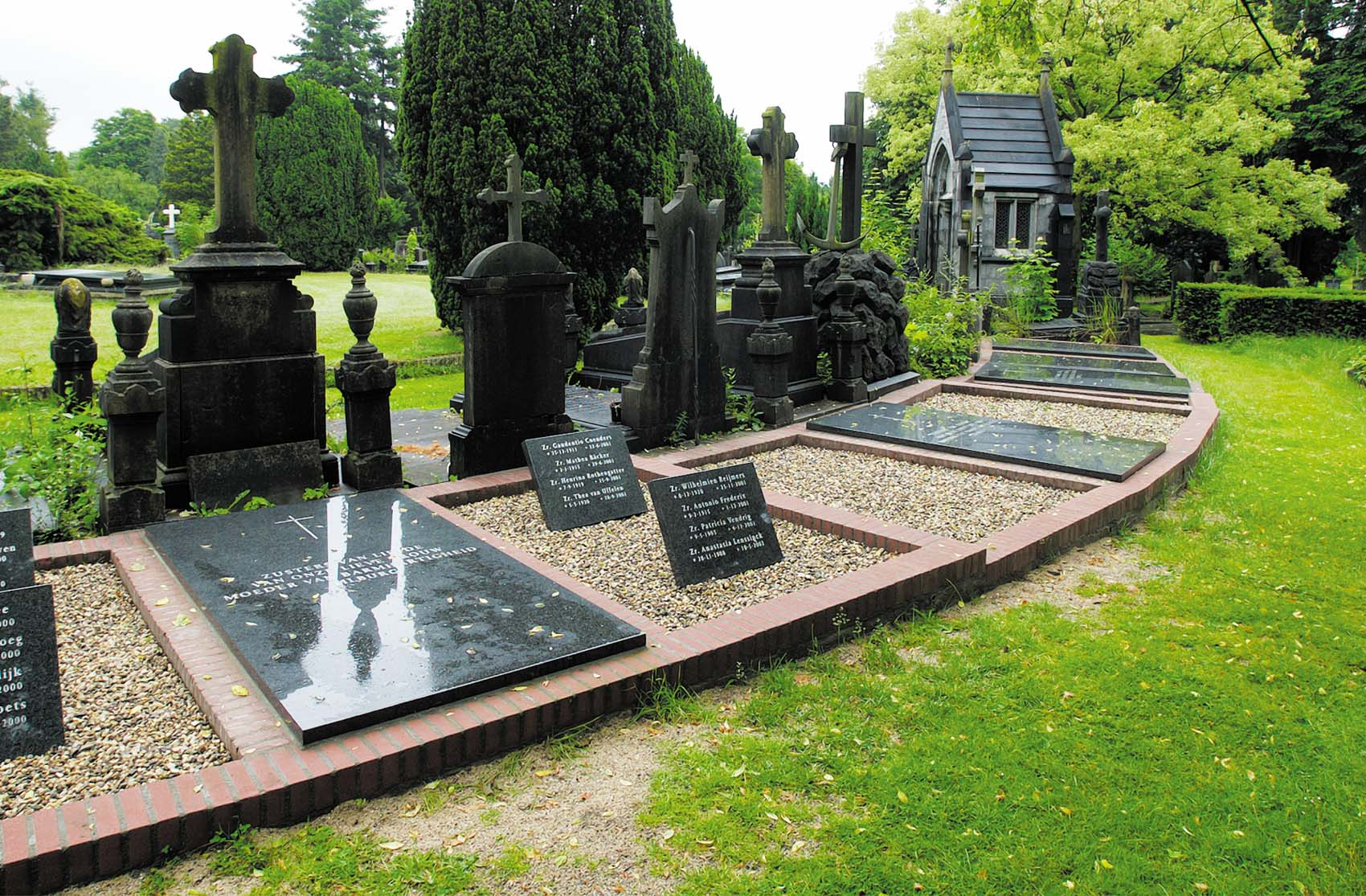 Moscowa Cemetery & Crematorium (Arnhem, Netherlands)