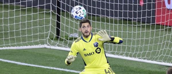 Oficial: CF Montreal, renueva Pantemis hasta 2022