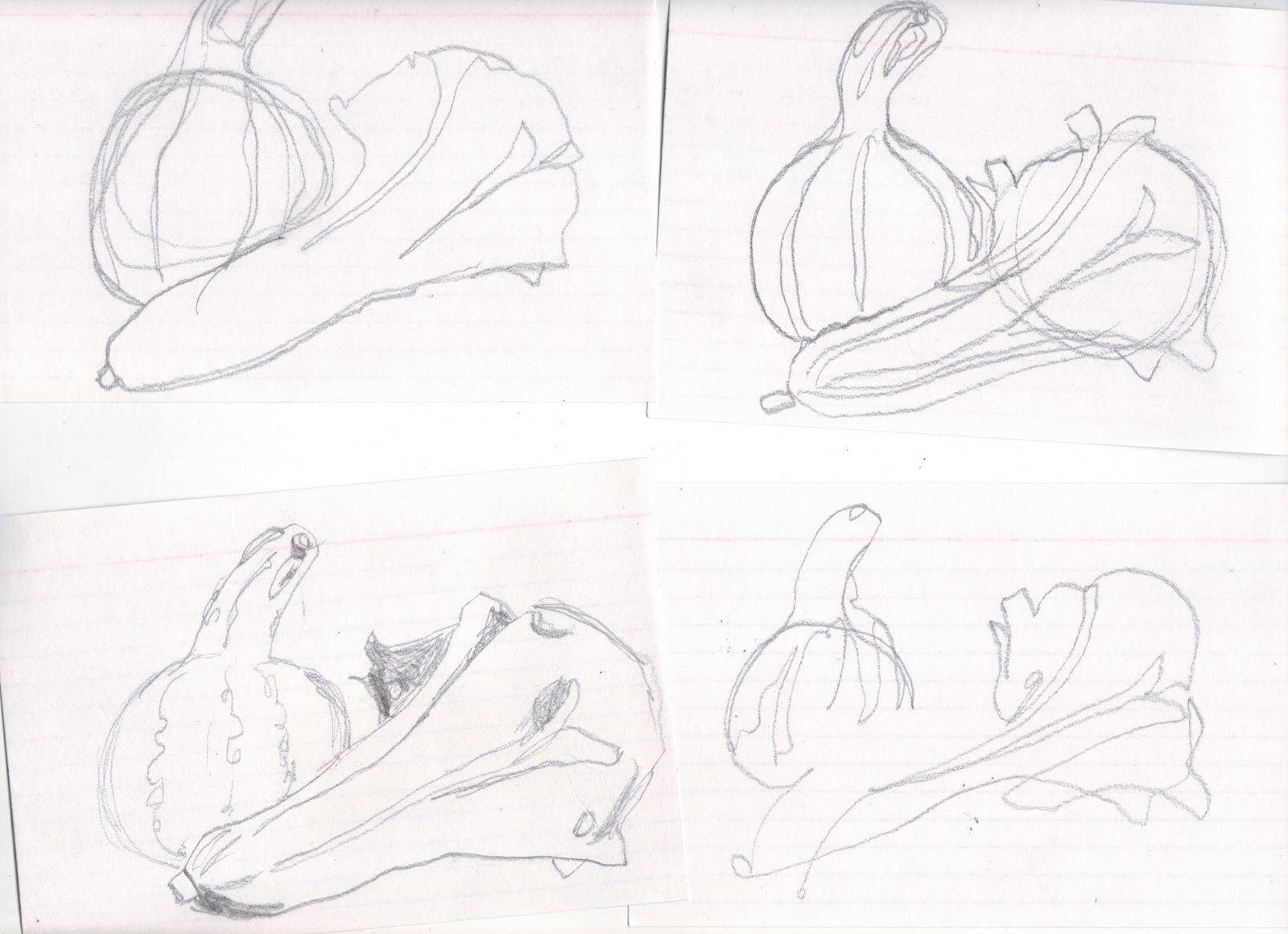 Create-A-Craft-A-Day: Drawing Exercises