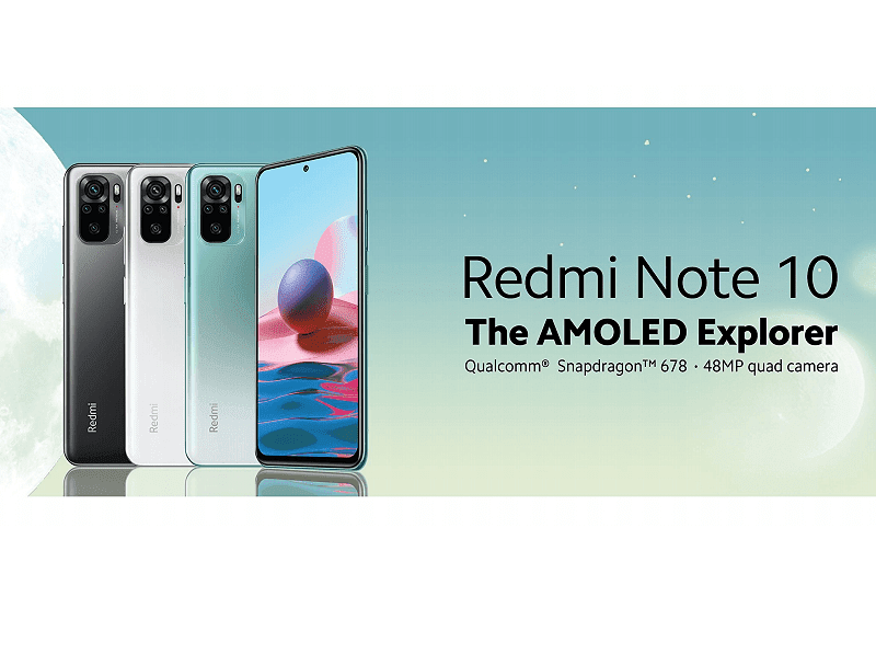 Xiaomi PH's March to April 2021 brochure teases Redmi Note 10