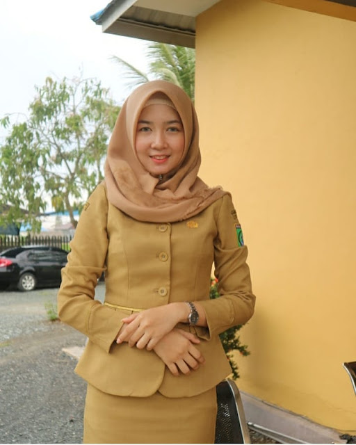 Cute Hijaber From Tangerang