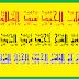 باب الدعاء والدعوات .كتاب الإمام الجنيد سيد الطائفتين إعداد الشيخ أحمد فريد المزيدي