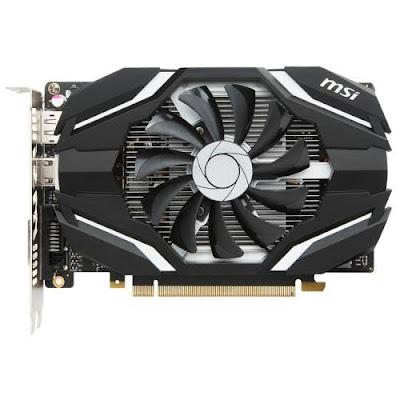 NVidia GeForce GTX 1050ドライバーダウンロード
