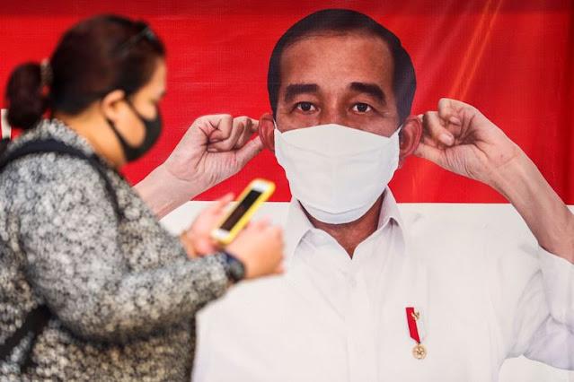 UU Cipta Kerja, Keinginan Jokowi yang Jadi Nyata