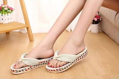 Model Sandal Wanita Import Korea Murah Terbaru ini merupakan model sandal  dengan desain se 20+ c6edaf06a1