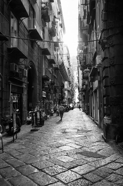 Quartieri spagnoli-Napoli