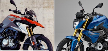 BMW G 310 R, BMW G 310 GS Launch Highlights: Price, Images, Features, Specifications