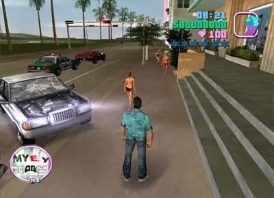 شرح تفصيلي عن لعبة جاتا 7 للكمبيوتر من ميديا فاير