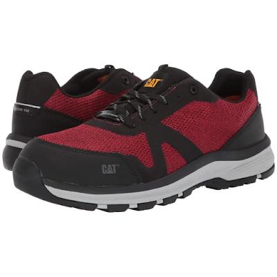 Sepatu Kets Safety Caterpillar Passage CT Original