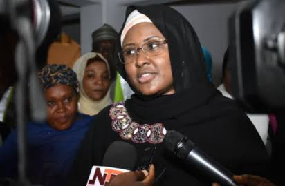 Why My ADC Was Arrested – Aisha Buhari