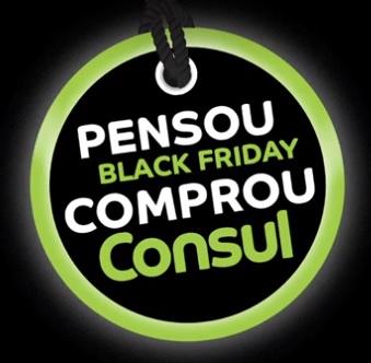 Cadastrar Promoção Consul Black Friday 2020 Dinheiro de Volta e Concorra 500 Reais na Hora