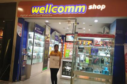 Lowongan Kerja Pekanbaru : Wellcomm Shop Mall Ciputra Seraya Maret 2017