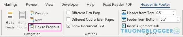 Hướng dẫn đánh số từ trang bất kỳ trong Word chi tiết nhất