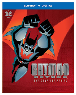 Batman Beyond – Miniserie [4xBD25] *Con Audio Latino, no subs