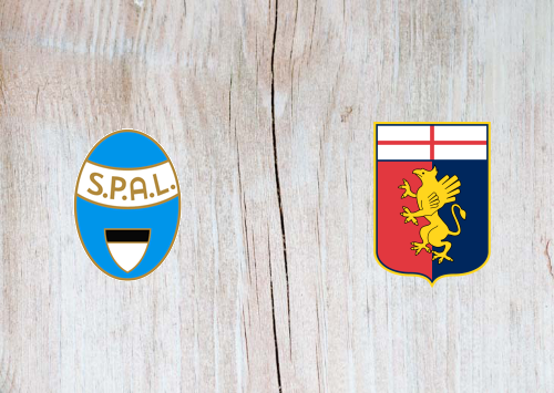 SPAL VS GENOA SOCCER HIGHLIGHTS  AND GOALS