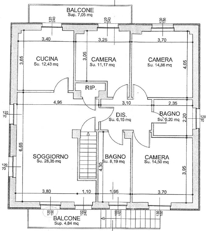 Art craft diy progetto casa 1 bis il progetto for Progetto casa autocad