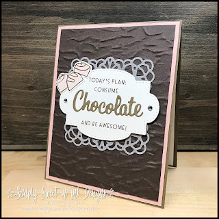Fun and easy card class delivered to your mailbox, featuring the Stampin' Up! Nothing's Better Than bundle.