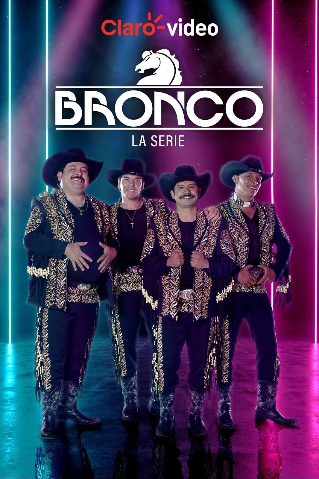 Bronco: La serie (2019) Temporada 1 WEB-DL 1080p Latino