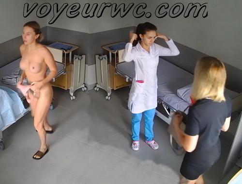 Hidden camera in the hospital's women's wards (Women's Hospital wards 02)