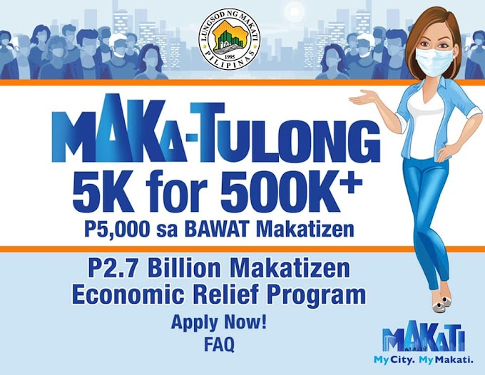 Makati to give ₱5,000 cash aid to each qualified resident