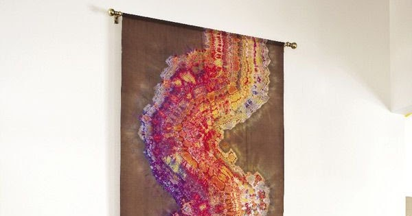 How To Hang A Tapestry On The Ceiling