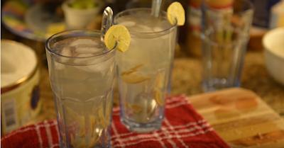 Vietnamese lemon juice