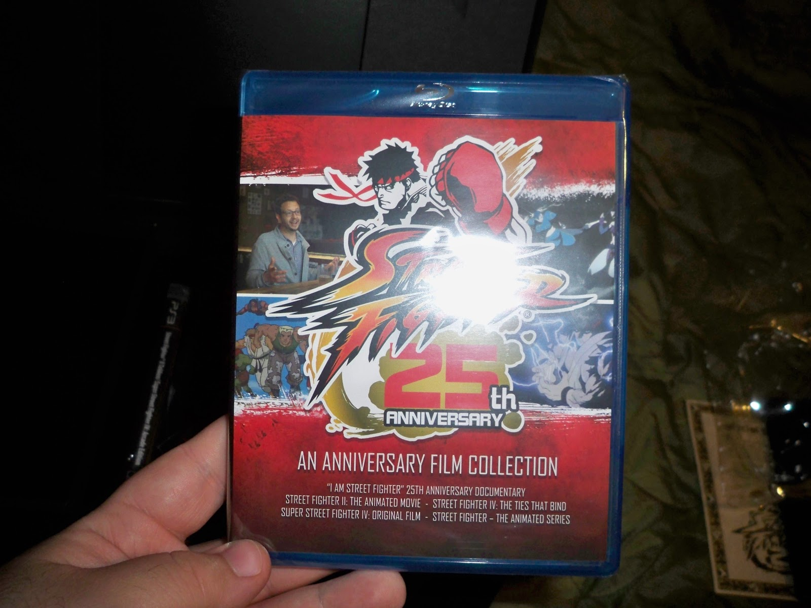 The 404 Box Street Fighter 25th Sometimes Collector Sets Are Worth It