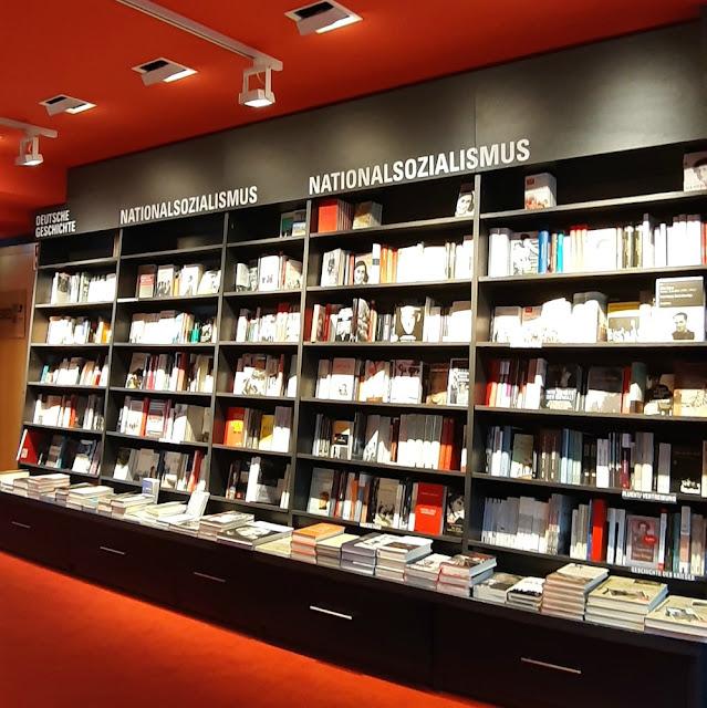 livrarias fantásticas na Alemanha