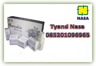 Paket Moreskin Nature Cream Kecantikan Wajah Nasa
