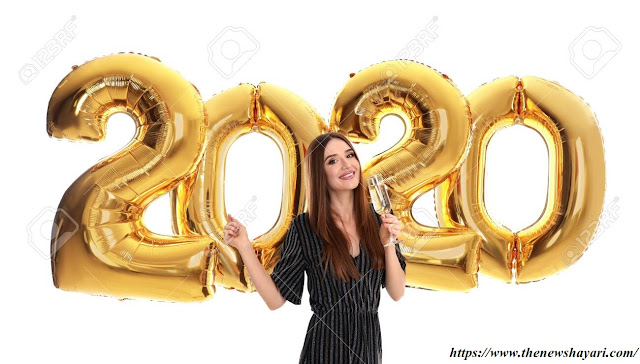 Happy new year Shayari  2020 || Best New year Wishes Colletion 2020