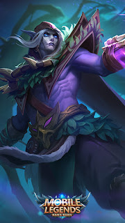 Faramis Ivy Feathers Heroes Mage of Skins