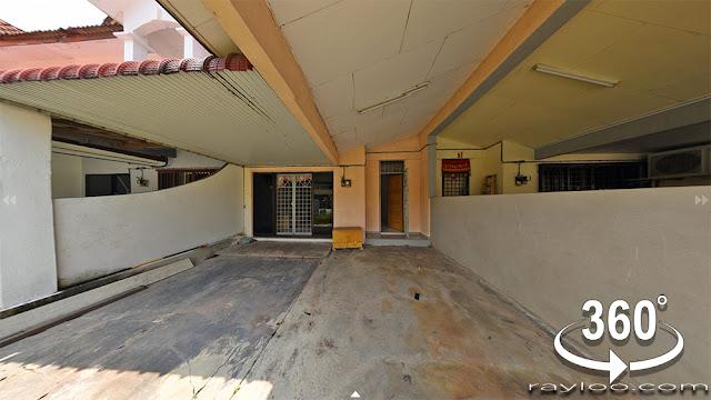 Tambun Jaya Simpang Ampat Terrace By Raymond Loo