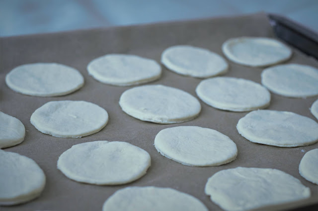 Bake the disks