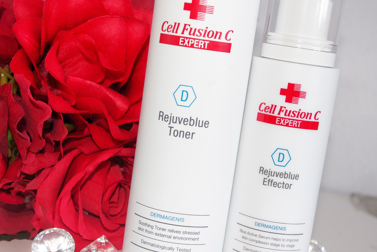 Cell Fusion C Expert Rejuveblue Effector Toner