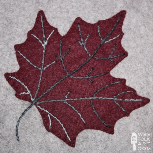 Quilt Inspiration Free Pattern Day Autumn Leaves Quilts