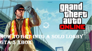 How to enter a public lobby solo in GTA Online, read here