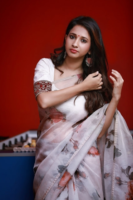 Manvitha Harish Photos