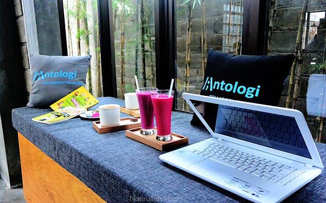 Antologi Collaborative Space, Tempat Asyik untuk Nongkrong