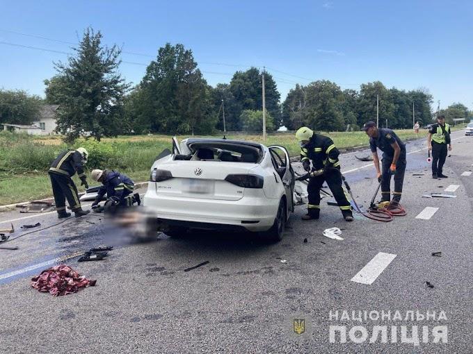 Загинули батько, мати та 12-річна донька: подробиці моторошної ДТП на Черкащині